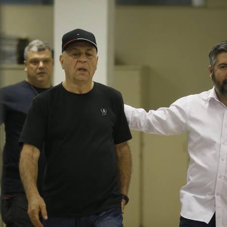 Carlos Moraes foi preso por suspeita de associação para o tráfico de drogas Foto: Pablo Jacob / Pablo Jacob