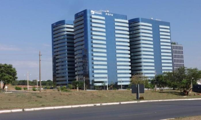 Um dos locais de Brasília onde há terrenos para o governo permutar com empresas Foto: Reprodução/Wikimapia