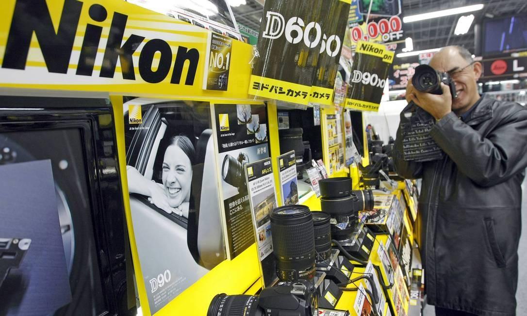 842b0f57655fe Nikon anuncia o fim de suas atividades no Brasil - Jornal O Globo