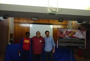 Candidatos ao Palácio Guanabara participam de debate sobre educação Foto: Waleska Borges / O GLOBO