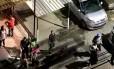 Homem é morto no Chapéu Mangueira e moradores acusam PM de confundir guarda-chuva com fuzil Foto: Reprodução