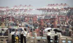China vai sobretaxar cerca de 5.000 produtos americanos Foto: Bloomberg
