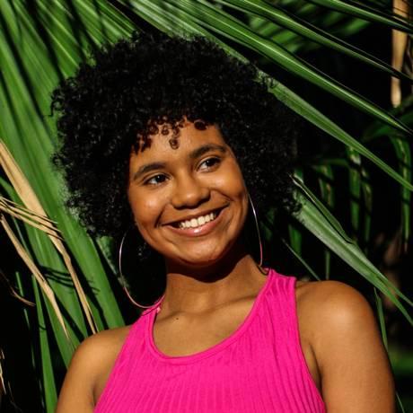 Daniela Martins é bolsita do Colégio pH Foto: Arquivo Pessoal
