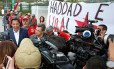 O candidato do PT à Presidência, Fernando Haddad, em Curitiba 17/09/2018 Foto: RODOLFO BUHRER / REUTERS
