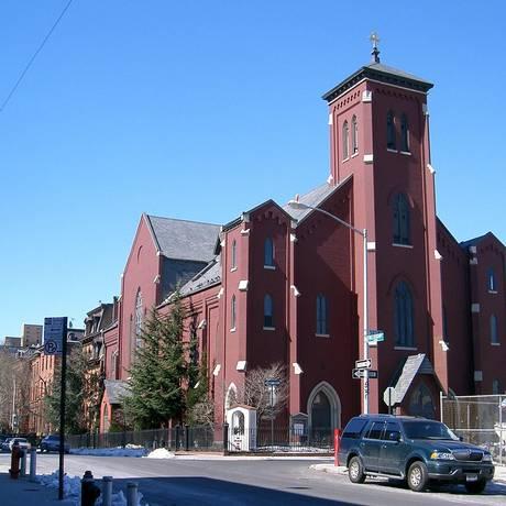 Os abusos aconteceram na paróquia St Lucy-St Patrick, no Brooklyn Foto: REPRODUÇÃO/Broklyncatholic