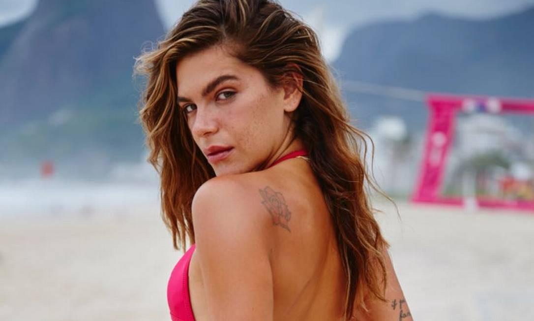 82f74b38ac53 Mariana Goldfarb: 'Perfeição é um saco e não existe' Foto: Arquivo Pessoal