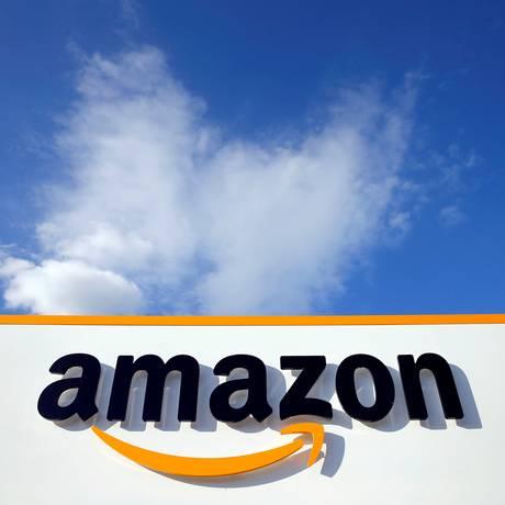 Centro de logística da Amazon Foto: Pascal Rossignol / REUTERS