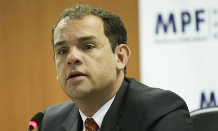 Frederico Paiva, procurador da República Foto: Marcelo Camargo / Agência Brasil