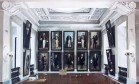 """A pintura """"A sala dos provedores"""", de André Griffo, tem precisão que beira a realidade Foto: Divulgação"""
