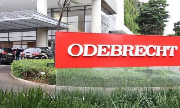 Sede da Odebrecht Foto: O Globo / O Globo