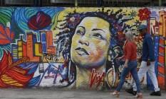 Curicica afirma estar sendo coagido a assumir assassinato de Marielle e caso pode passar para a PF Foto: Guilherme Pinto / Agência O Globo
