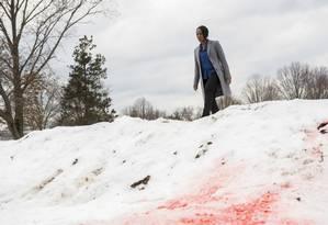 Série 'Seven seconds', de Veena Sud, a mesma criadora de 'The killing' Foto: JoJo Whilden / Netflix