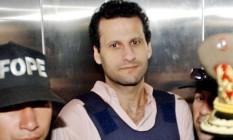 Assad Ahmad Barakat, preso pela Polícia Federal Foto: Reprodução/La Nacion