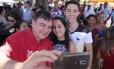 Wellington Dias, do PT, lidera a corrida pelo governo no Piauí Foto: Reprodução Facebook