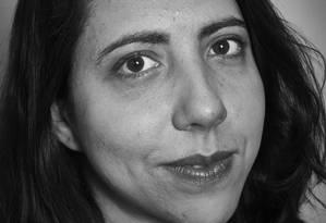 A economista Laura Carvalho Foto: Marcelo Saraiva / Editora Globo