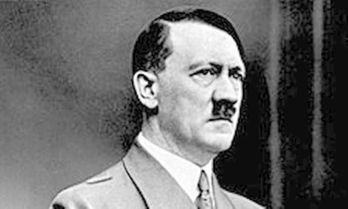 Adolph Hitler Foto: Reprodução