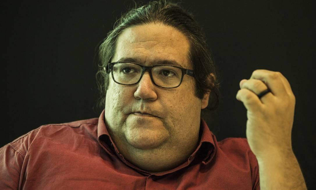 O vereador eleito do PSOL Tarcísio Motta Foto: Guito Moreto / Agência O Globo