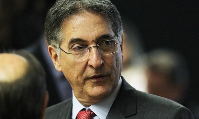 O governador de Minas Gerais, Fernando Pimentel Foto: Jorge William / Agência O Globo