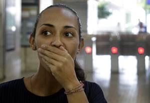 Raiane Meireles está disposta a anular, da mesma forma que 13% do total de eleitoras, aponta o Datafolha Foto: Antonio Scorza / Agência O Globo