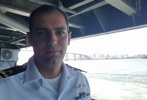 Nas redes sociais, militar acusado de estupro mostra orgulho pela carreira Foto: Reprodução / Facebook