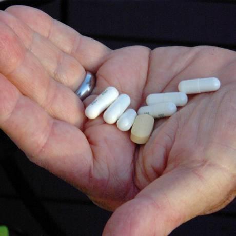O sofosbuvir é o medicamento mais eficiente para o tratamento da hepatite C, mas o custo é alto Foto: Bob Ecker / MCT via Getty Images