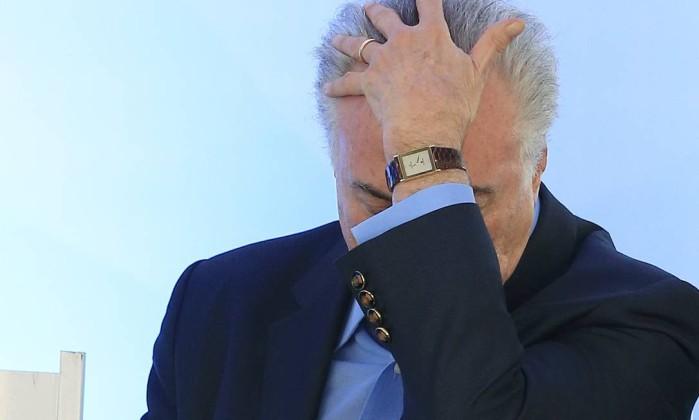 O presidente Michel Temer Foto: Edilson Dantas / Agência O Globo