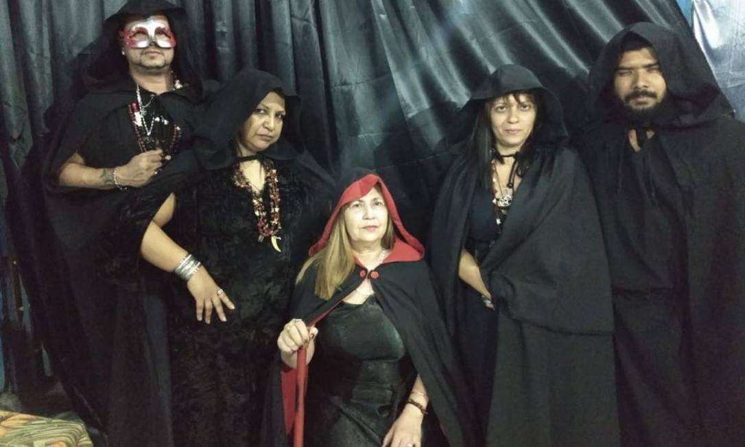 Bruxos de São João de Meriti estão sendo vítimas de boatos relacionados a sequestro de crianças Foto: Reprodução/Facebook