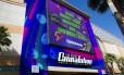 Fachada do Cannabition, museu interativo dedicado à maconha, aberto em Las Vegas Foto: Reprodução / Twitter