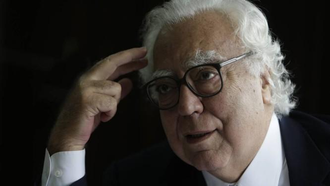 O deputado Miro Teixeira, candidato ao Senado pela Rede Foto: Antonio Scorza / Agência O Globo