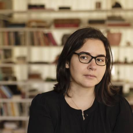 Editora da revista Quatro Cinco Um, Fernanda Diamant é a nova curadora da Flip Foto: Nino Andrés / Divulgação