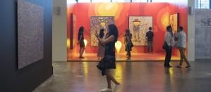 LEO ELOY / SP-Arte de 2018: feira paulistana recorreu à justiça para pagar o valor das obras por peso