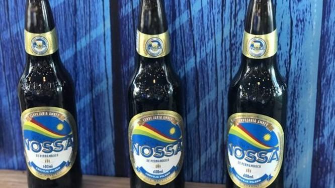 Resultado de imagem para cerveja nossa mandioca