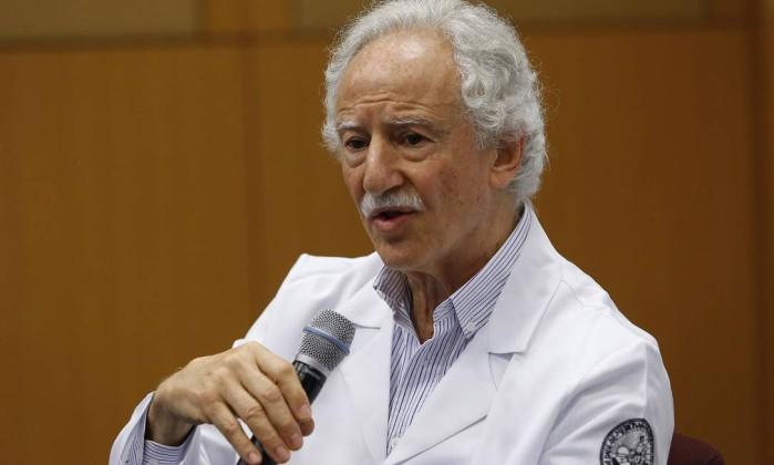 Miguel Srougi, urologista Foto: Edilson Dantas / Agência O Globo