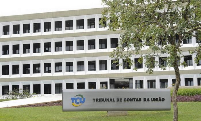 Tribunal de Contas da União Foto: Leopoldo Silva / Agência Senado