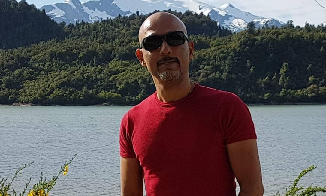 A maior preocupação do professor universitário Gustavo Mello é não ter direito a receber o salário integral, como é previsto pelas regras atuais Foto: Arquivo Pessoal