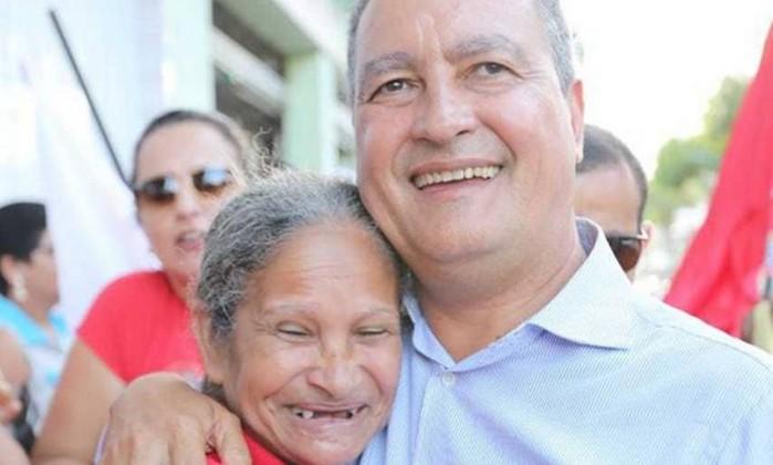 Rui Costa lidera com 61% a disputa para o governo na Bahia Foto: Reprodução Facebook