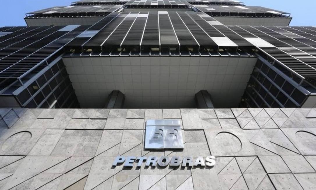 Fachada da sede da Petrobras, no Rio Foto: / Arquivo
