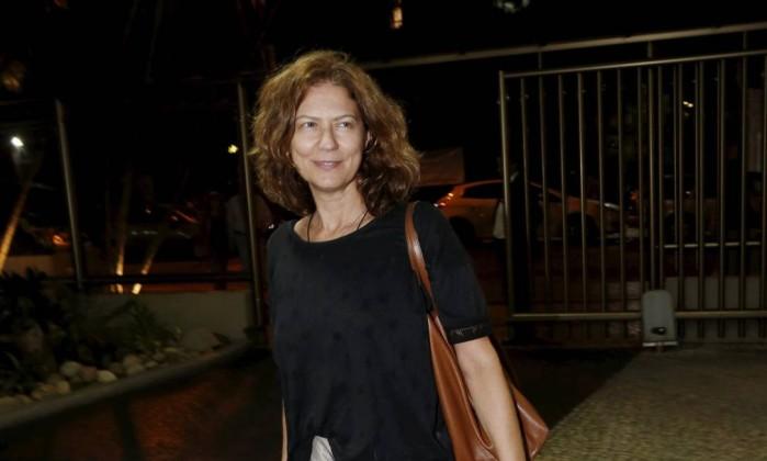 A atriz Patrícia Pillar Foto: Marcos Ramos / Agência O Globo