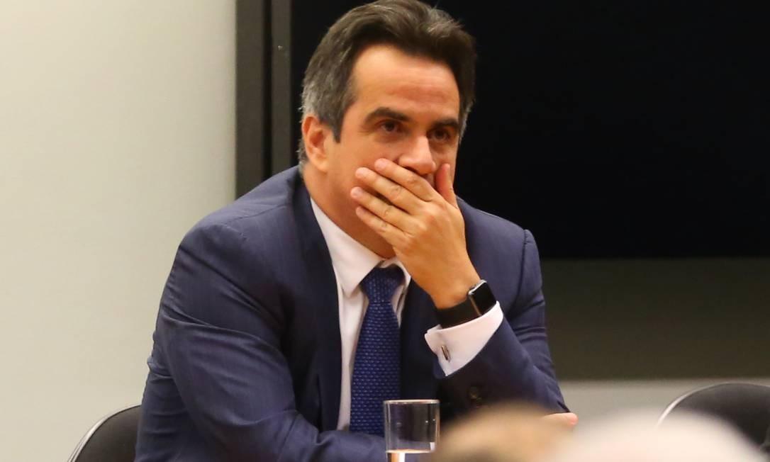 PF faz buscas em endereços ligados ao senador Ciro Nogueira, presidente do PP