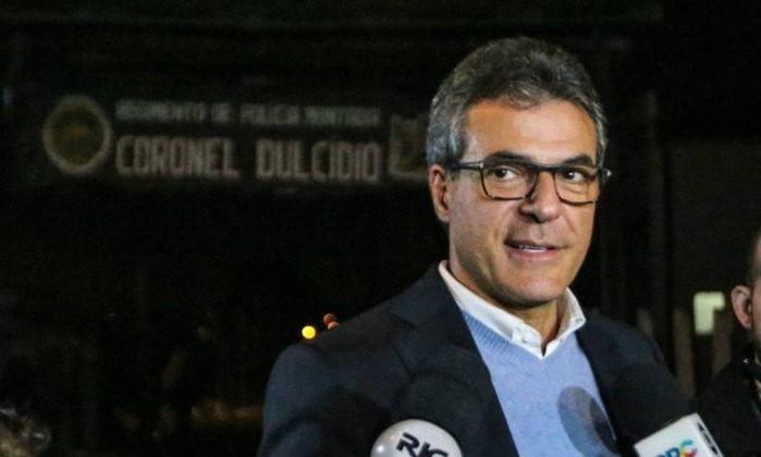 O ex-governador do Paraná Beto Richa (PSDB) Foto: Geraldo Bubniak / Agência O Globo