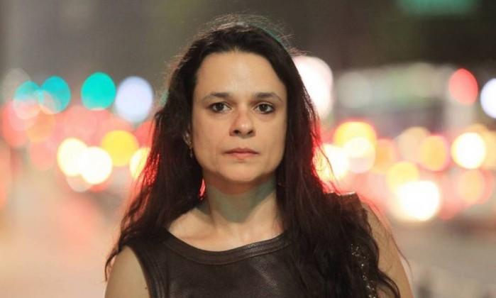 A deputada estadual Janaina Paschoal Foto: Marcos Alves / Agência O Globo