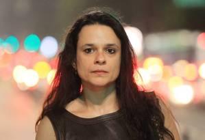 A advogada Janaina Paschoal, deputada estadual eleita pelo PSL em São Paulo Foto: Marcos Alves / Agência O Globo