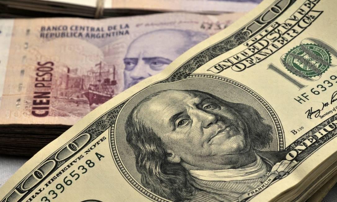 Brasileiros nunca investiram tanto no exterior Foto: Diego Giudice / Bloomberg