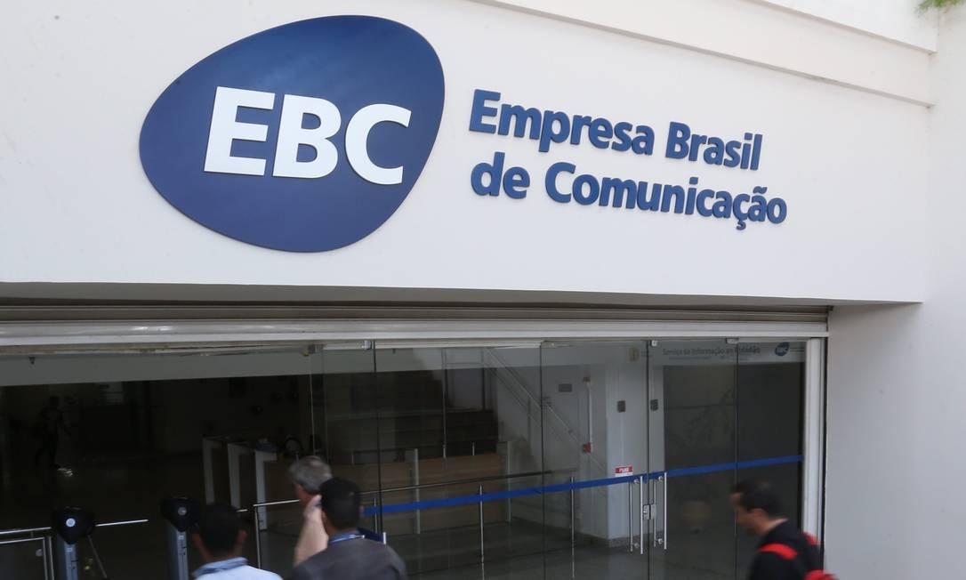 Em mensagens internas, funcionários discutiram ordem Foto: Ailton de Freitas / Agência O Globo
