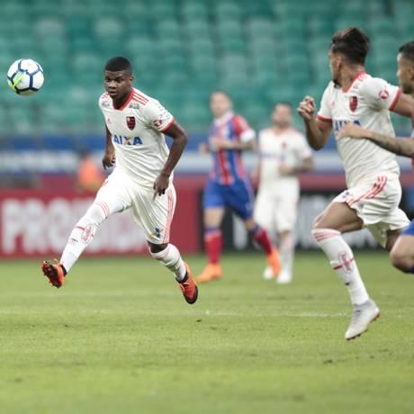 Atuação ruim e empate na estreia de Dorival no Flamengo Foto: Flamengo/Divulgação