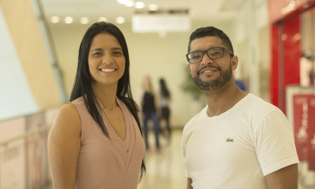 """Os irmãos Marina e Amaro Monteiro criaram a plataforma online """"Divórcio Consensual"""" Foto: Divulgação"""