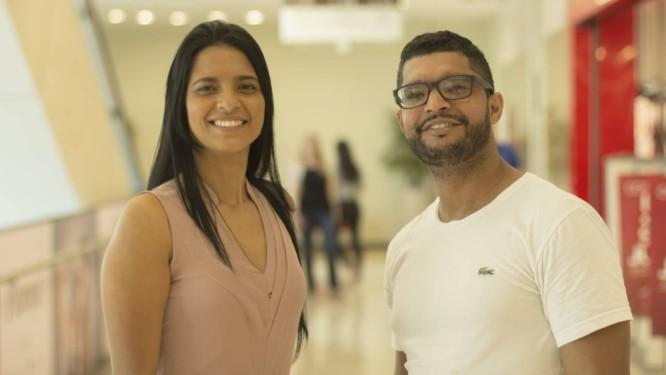 Os irmãos Marina e Amaro Monteiro criaram a plataforma online