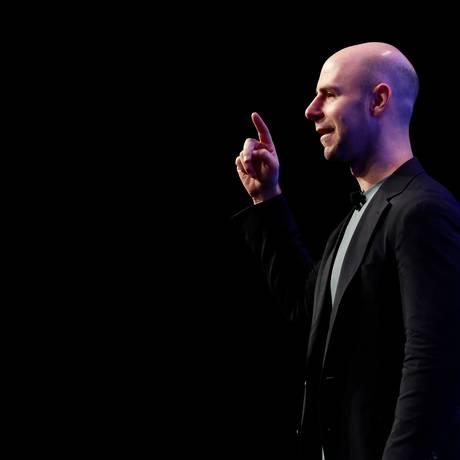 Adam Grant: professor da Wharton School e autor do best-seller