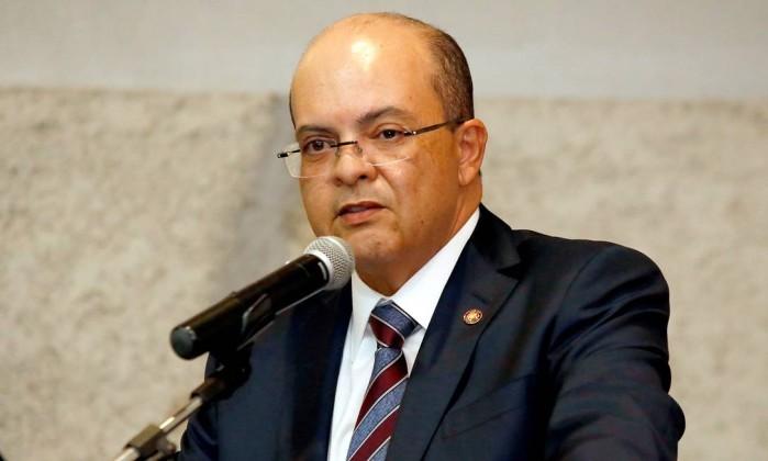 O candidato Ibaneis Rocha Foto: Reprodução / Facebook