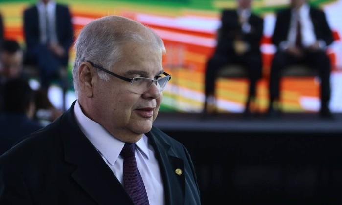 Na foto, Lúcio Vieira Lima, irmão do ex-ministro Geddel Vieira Lima Foto: Jorge William / Agência O Globo